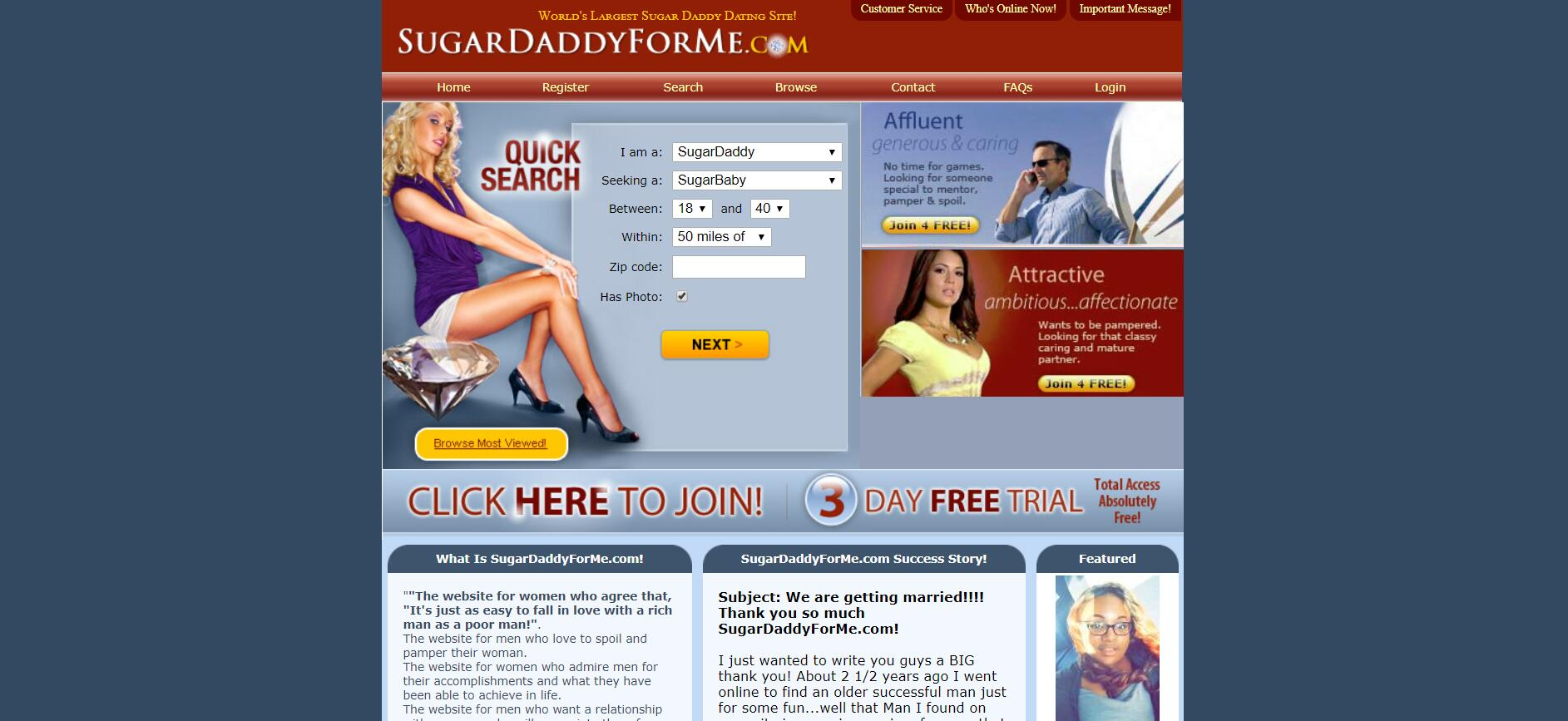 free easy online dating sites